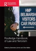 Routledge Handbook of Law and Terrorism Pdf/ePub eBook