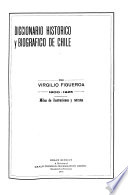 Diccionario histórico, biográfico y bibliográfico de Chile