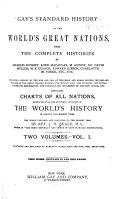 Macaulay, T.B. History; and essay.-[Yonge, C.M.] History of Greece.-[Gibbon, E.] History of Rome.-Knight, C. Popular history of England