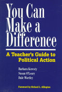 You Can Make a Difference Book