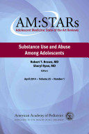 Am stars Substance Use and Abuse Among Adolescents