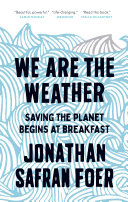 We Are the Weather Pdf/ePub eBook