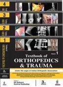 Textbook of Orthopedics and Trauma  4 Volumes