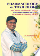 Pharmacology And Toxicology Sure Success Pharma Notes Series 1 Book PDF