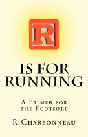 R Is for Running