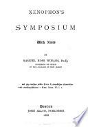 Xenophon S Symposium
