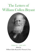 The Letters of William Cullen Bryant: 1872-1878