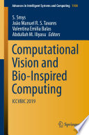 Computational Vision and Bio Inspired Computing Book