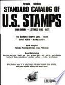 Krause-Minkus Standard Catalog of U.S. Stamps 1999