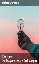 Essays in Experimental Logic Pdf/ePub eBook