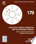 Catalysis  Green Chemistry and Sustainable Energy