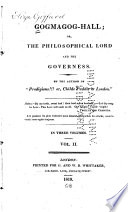 Gogmagog Hall  Or  The Philosophical Lord and the Governess