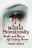 Willful Monstrosity [Pdf/ePub] eBook