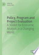 Policy  Program and Project Evaluation Book