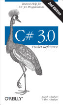 C# 3.0 Pocket Reference