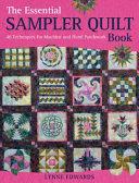 The Essential Sampler Quilt Book