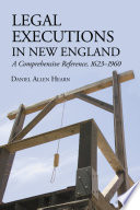 Legal Executions in New England