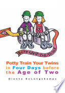 Potty Training Boot Camp for Twins Book