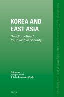 Korea and East Asia