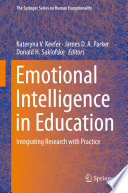 Emotional Intelligence In Education Book PDF