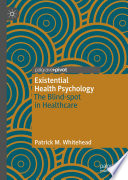 Existential Health Psychology Book
