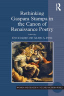 Pdf Rethinking Gaspara Stampa in the Canon of Renaissance Poetry Telecharger