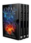 Pdf Opal Contagion (The Complete Series: Books 1-3): A fantasy romance boxed set