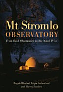 Mt Stromlo Observatory Book