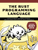 The Rust Programming Language Covers Rust 2018