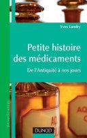 Pdf Petite histoire des médicaments Telecharger