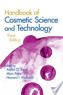 Handbook Of Cosmetic Science And Technology Third Edition Book PDF