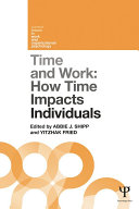 Time and Work, Volume 1 Pdf/ePub eBook