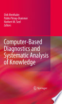 Computer Based Diagnostics And Systematic Analysis Of Knowledge Book PDF
