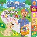 Blippi  Happy Easter  Book