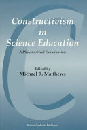 Constructivism in Science Education