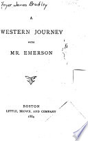 A Western Journey with Mr  Emerson Book PDF