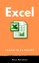 Learn Excel in 24 Hours