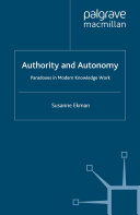 Authority and Autonomy