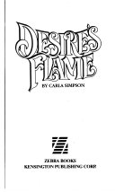 Desire s Flame