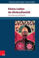 Kleines Lexikon der Afrobrasilianistik