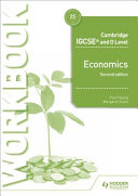 Books - Cam/Ie And O Level Economics Wb 2nd Ed | ISBN 9781510421288