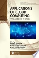 Applications of Cloud Computing