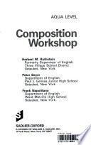 Composition workshop, aqua level