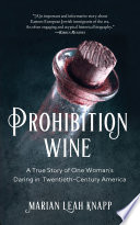 Prohibition Wine