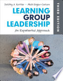 Learning Group Leadership Book