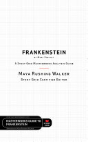 Pdf Frankenstein by Mary Shelley