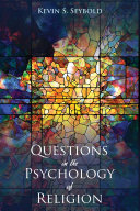 Questions in the Psychology of Religion