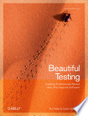 Beautiful Testing Book