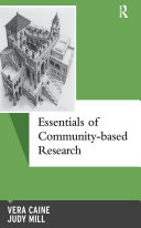 Essentials of Community based Research