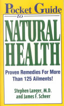 Pocket Guide to Natural Health Book